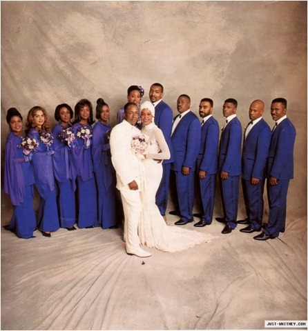 Whitney Houston Wedding 02