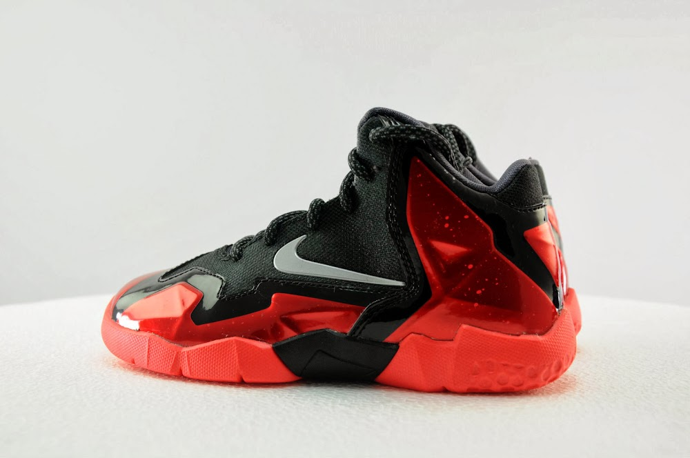 low priced b68d5 9b965 ... Get Your Nike LeBron XI Away in Kids and Men8217s Sizes ...
