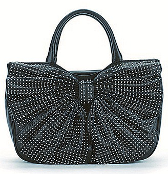 Lulu Guinness Fall Winter 2011 2012  studded wanda