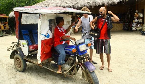 mototaxi ecuador