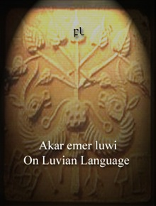 On Luwian Language Cover