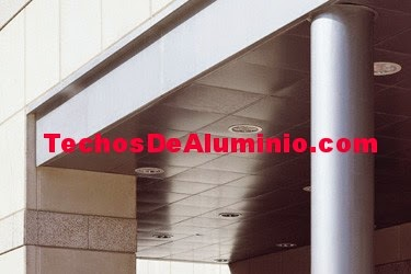 Techos aluminio Igualada