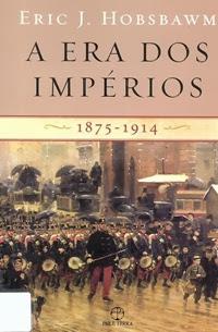 livro A Era dos Impérios