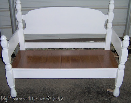 Headboard Bench Ideas 25 Projects My Repurposed Life
