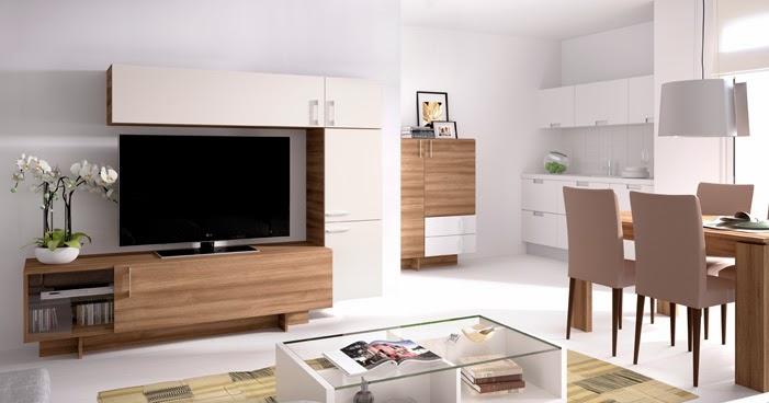 Muebles de comedor de la colección Eko-s. Personalizables y económicos
