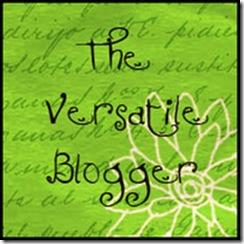versitle-blogger award