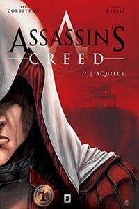 Assassin's Creed HQ - Aquilus (vol. 2), por Djallali Defali