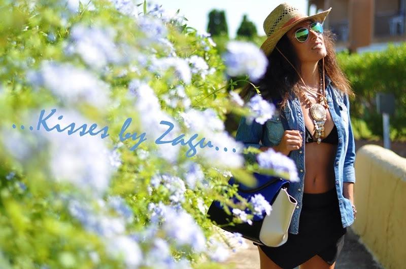 outfit, corsica, summer 2013, australian hat, italian fashion blogger,owgirl, cowboy,  fashion bloggers, street style, zagufashion, valentina coco, ottaviani gioielli