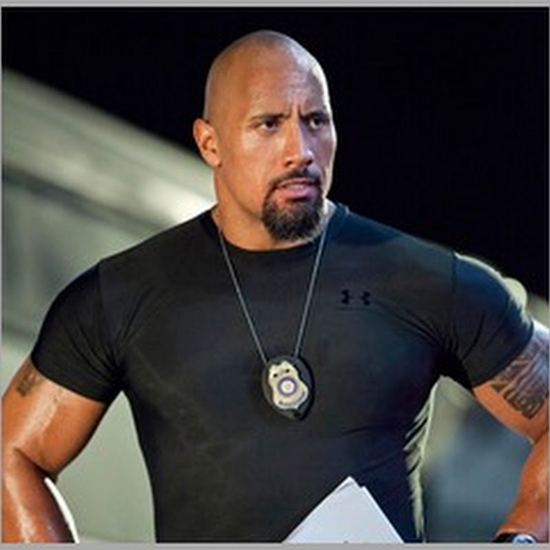 Dwayne 'The Rock' Johnson reprises Luke Hobbs in Fast and Furious 6