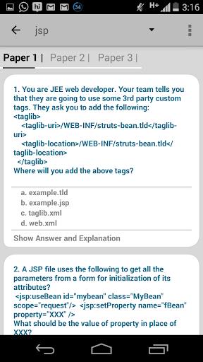 玩教育App|Java Interview Questions Pro免費|APP試玩