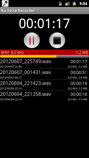 Ku Voice Recorder Free
