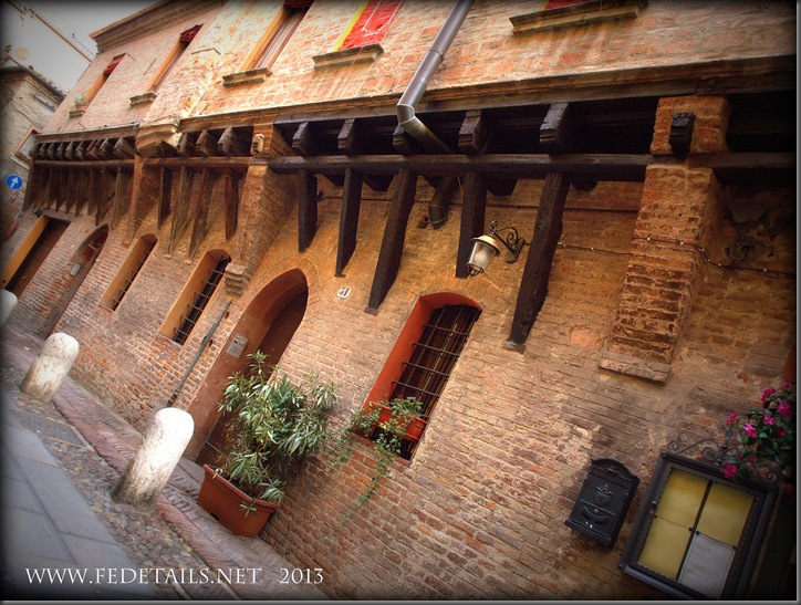 In Via Ragno, foto 2, Ferrara, Emilia Romagna, Italia - In Via Ragno, photo 2, Ferrara, Emilia Romagna, Italy - Property and copyrights of FEdetails.net