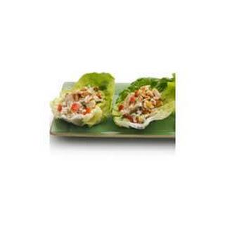 Singapore Lettuce Wraps