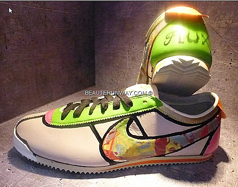 NIKE CORTEZ Mriz Sidah 40TH ANNIVERSARY SPORTSHOE DESIGNS SNEAKER FINALE CELEBRATION lo behold group creative IN SINGAPORE MALAYSIA Indonesia, Thailand Philippines Wayne Lee Nicole Chua Anne Qihui Luthfi Mustafah