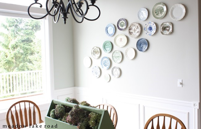 dining-room-plate-wall