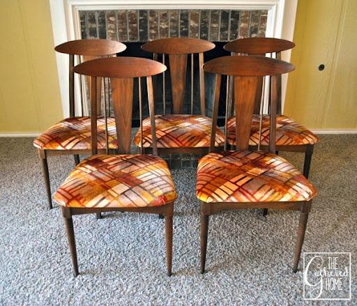 Garrison Mid Century Chairs