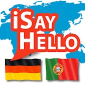 iSayHello German - Portuguese