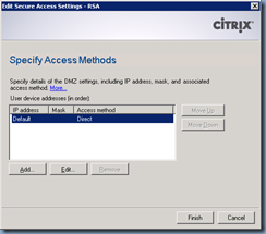 Terence Luk: Problems launching Citrix XenApp 6 5