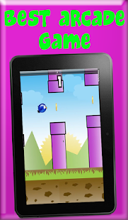 Floppy Bird Game FREE- screenshot thumbnail