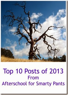 Top 10 Posts 2013 from Afterschool for Smarty Pants