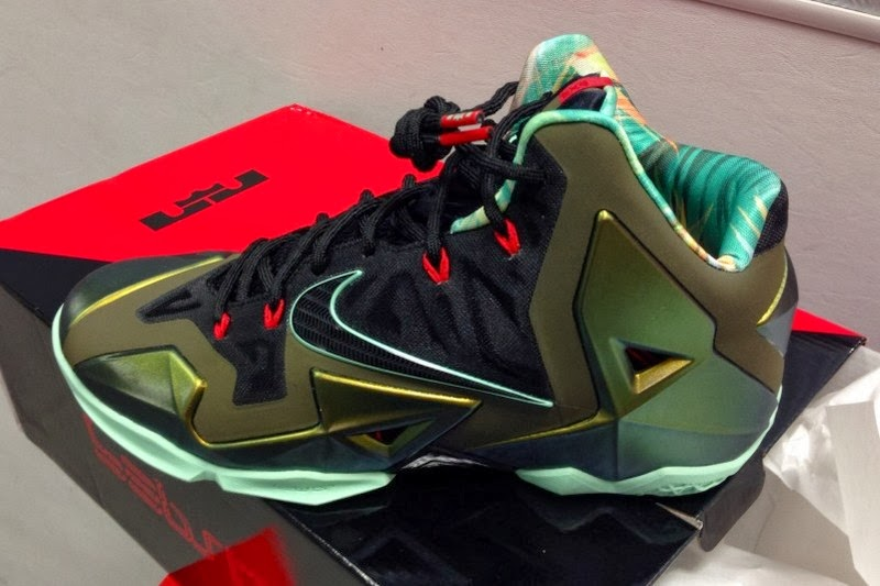 the best attitude 06dc5 8d027 King of the Jungle LeBron 11 is Only Five Days Away ...