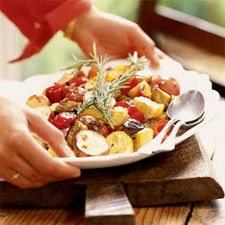 Roasted Vegetables.