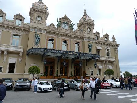 Obiective turistice Monaco Cazino Monte Carlo