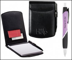 the help pen n pocket jotter