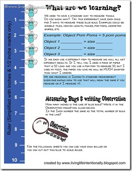 Why do we need standard units of measurement? Concept & Activity Page