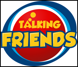 Talking Friends Logo