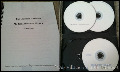 The Classical Historian - Teacher's Materials
