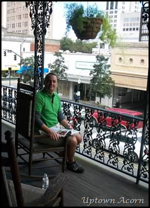 savannah balcony