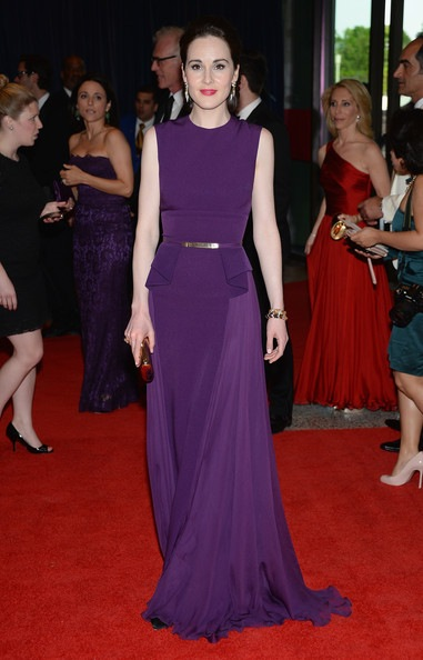 Michelle Dockery-2013 White House Correspondents Association