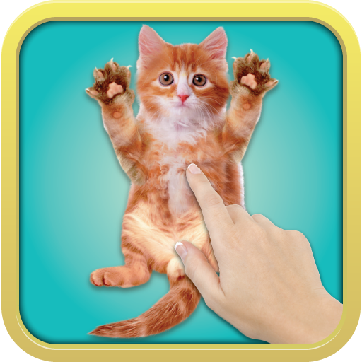 Tickle Cat Icon