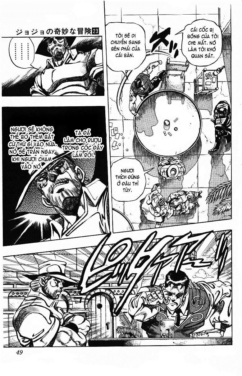 JoJo no Kimyou na Bouken Chap 213 - Truyen.Chap.VN