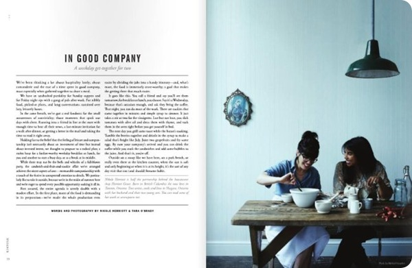 in good company kinfolk gt fashion diary