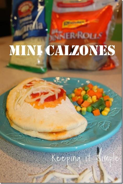 Mini Calzones