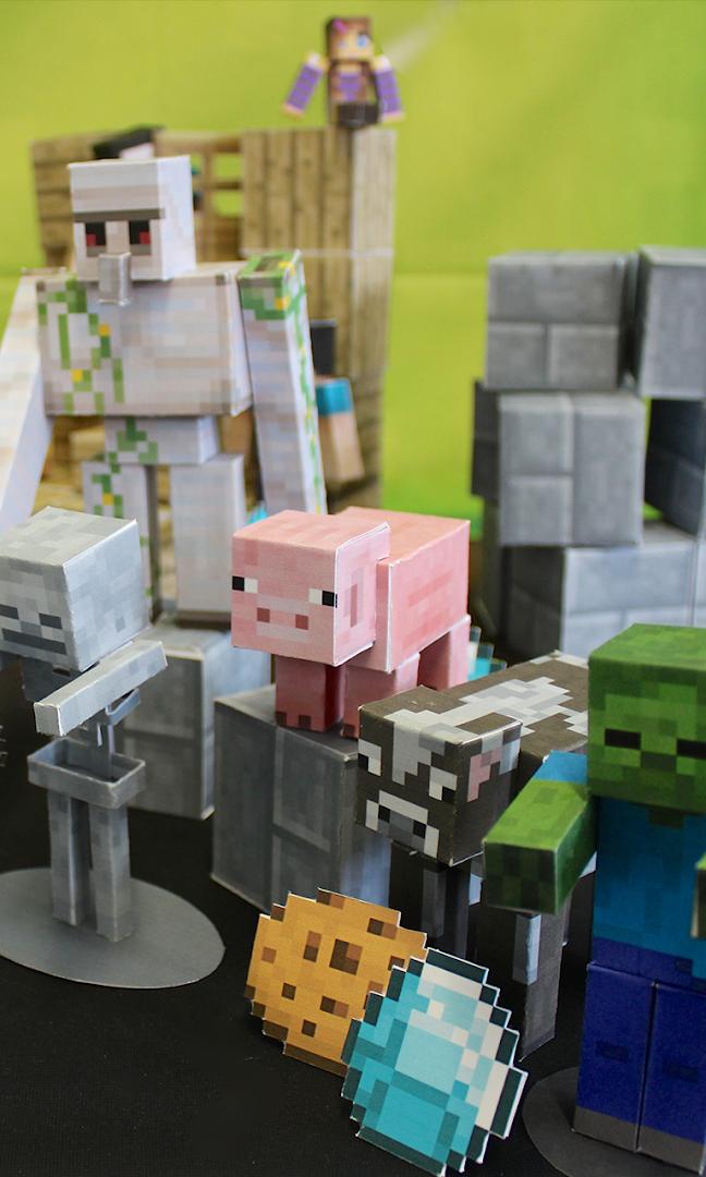 Скачать Minecraft Skin Studio 1.4 для Android