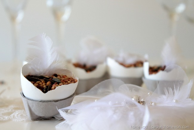 Wedding Birdseed in Eggshells via homework - carolynshomework (9)