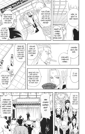 Gintama Chap 70 page 11 - Truyentranhaz.net
