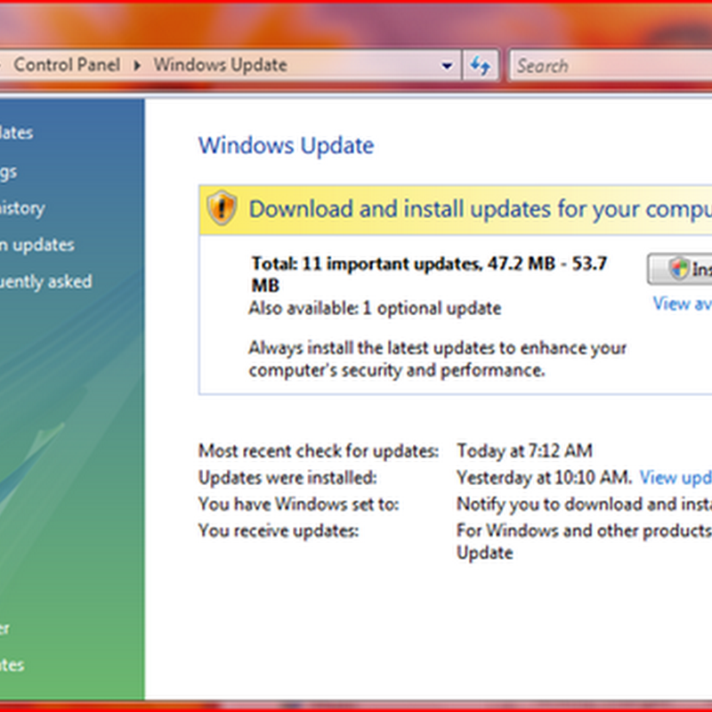 Come reimpostare i componenti di Windows Update?