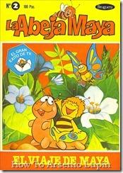 P00002 - La abeja Maya #2
