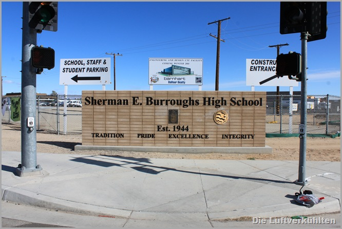 Taking The Engine Out At Sherman E Burroughs High School Dlv