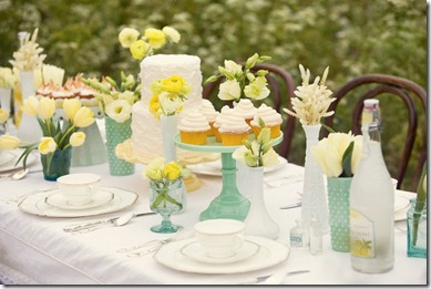 wedding_mint_yellow_decor_decoration_bride_groom_family_colors_color_colorful_style_spring_summer_day_table_love