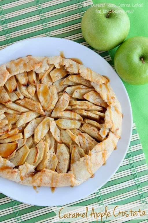 Caramel Apple Crostata1