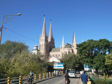 Catedrala catolica in America de Sud