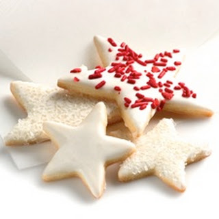 Holiday Butter Cookies.