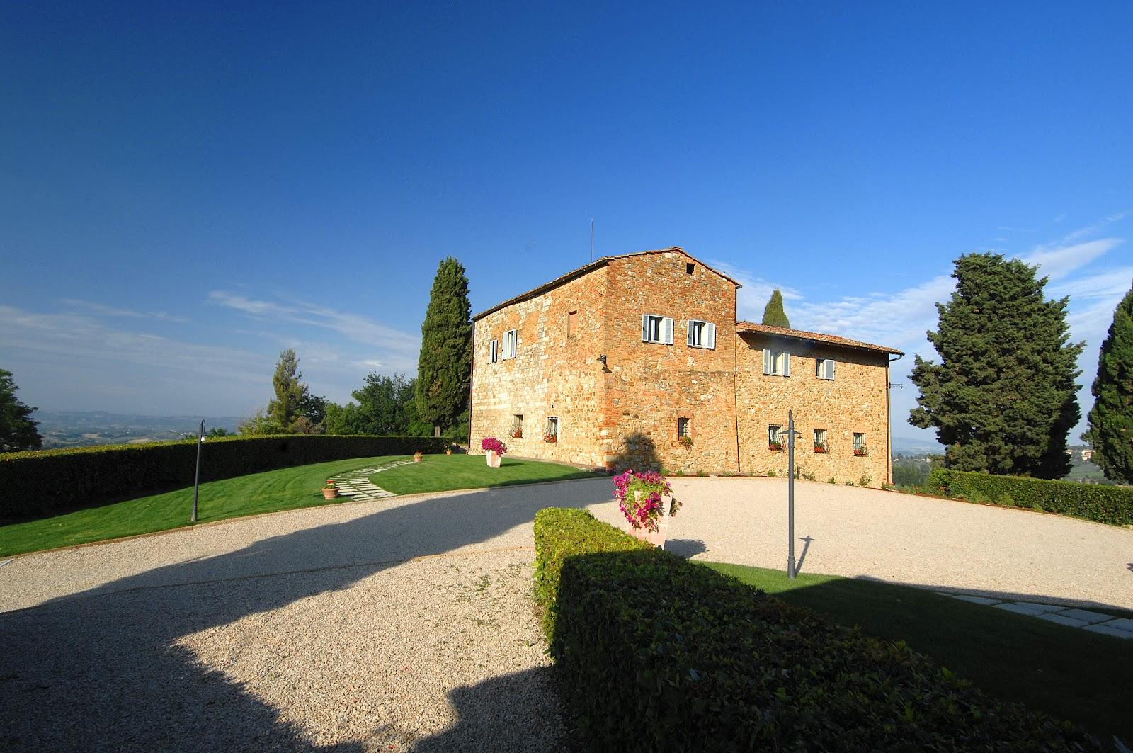 Villa Arnilù_San Gimignano_2