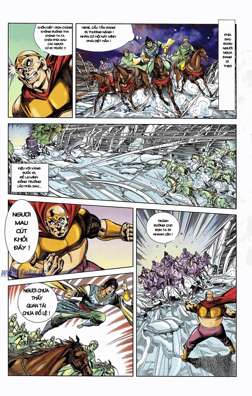 Tần Vương Doanh Chính chapter 11 trang 24