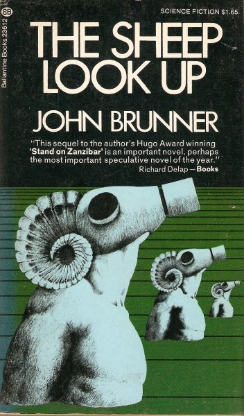 John Brunner - The sheep look up